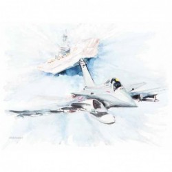 Pack of 5 cards Aircraft...